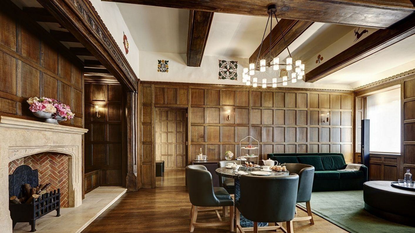 Suite Tudor | Hotel Café Royal Londres