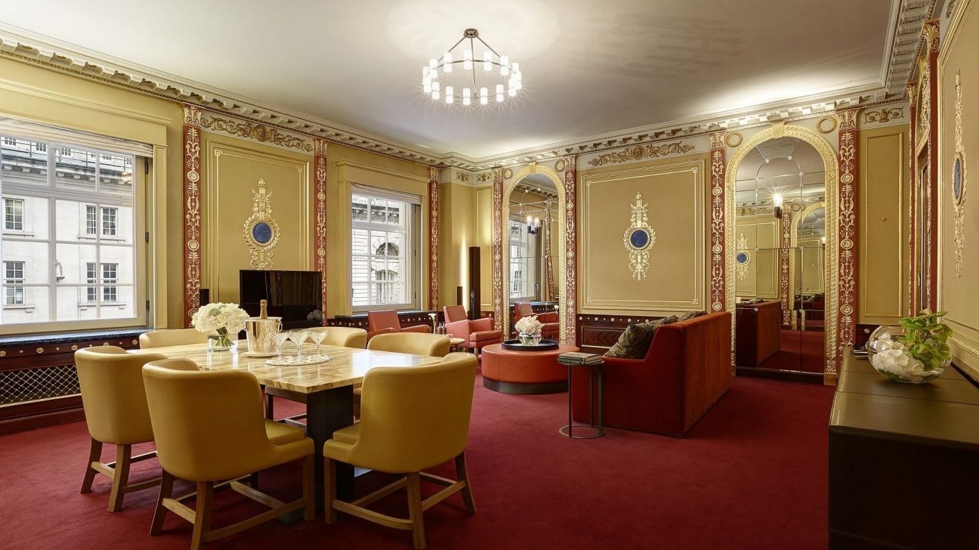 Suite Club| Hôtel Café Royal londres