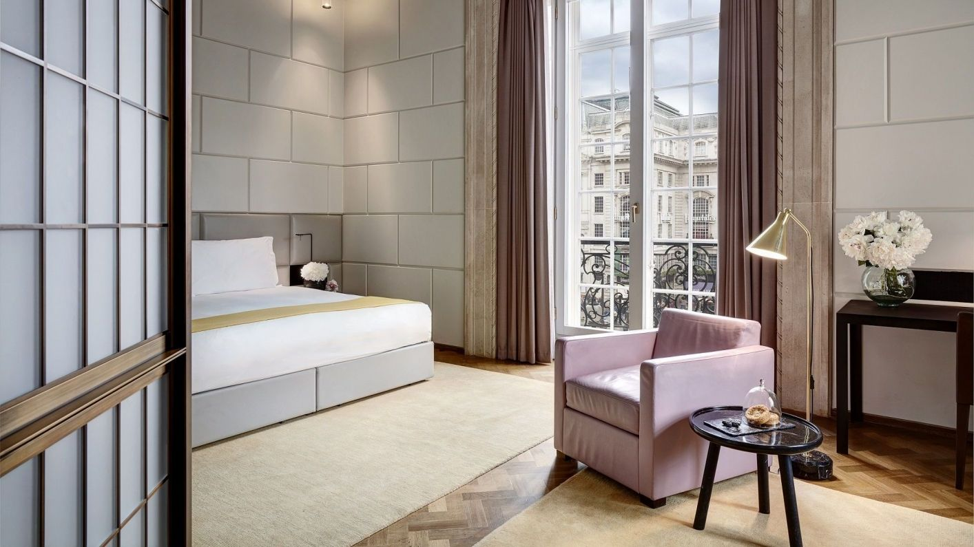 Suite Westminster | Hotel Cafe Royal Londres