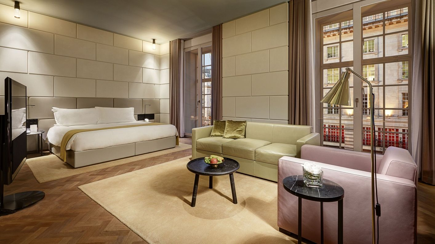 Suite Grand Junior | Hotel Café Royal Londres