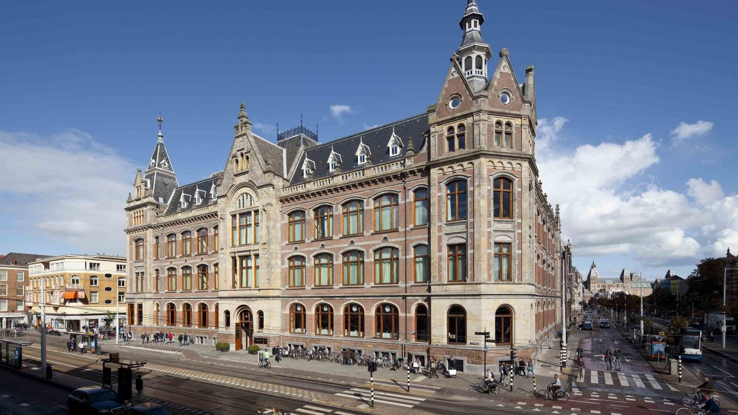 Conservatorium hotel city centre luxury 5 star hotel in for Amsterdam hotel