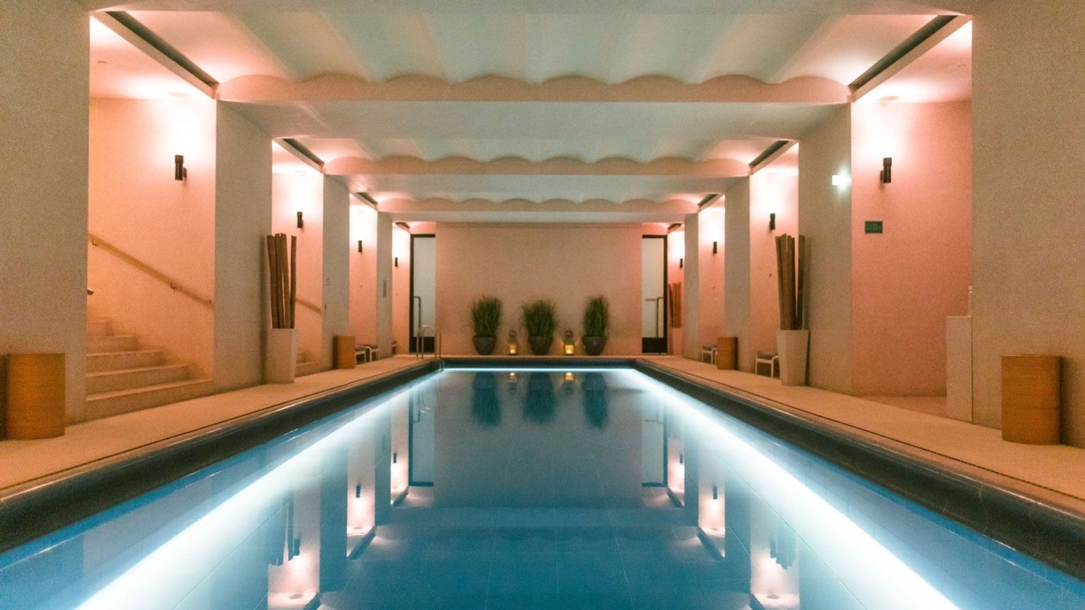 akasha holistic wellbeing centre spa gym central london hotel cafe royal