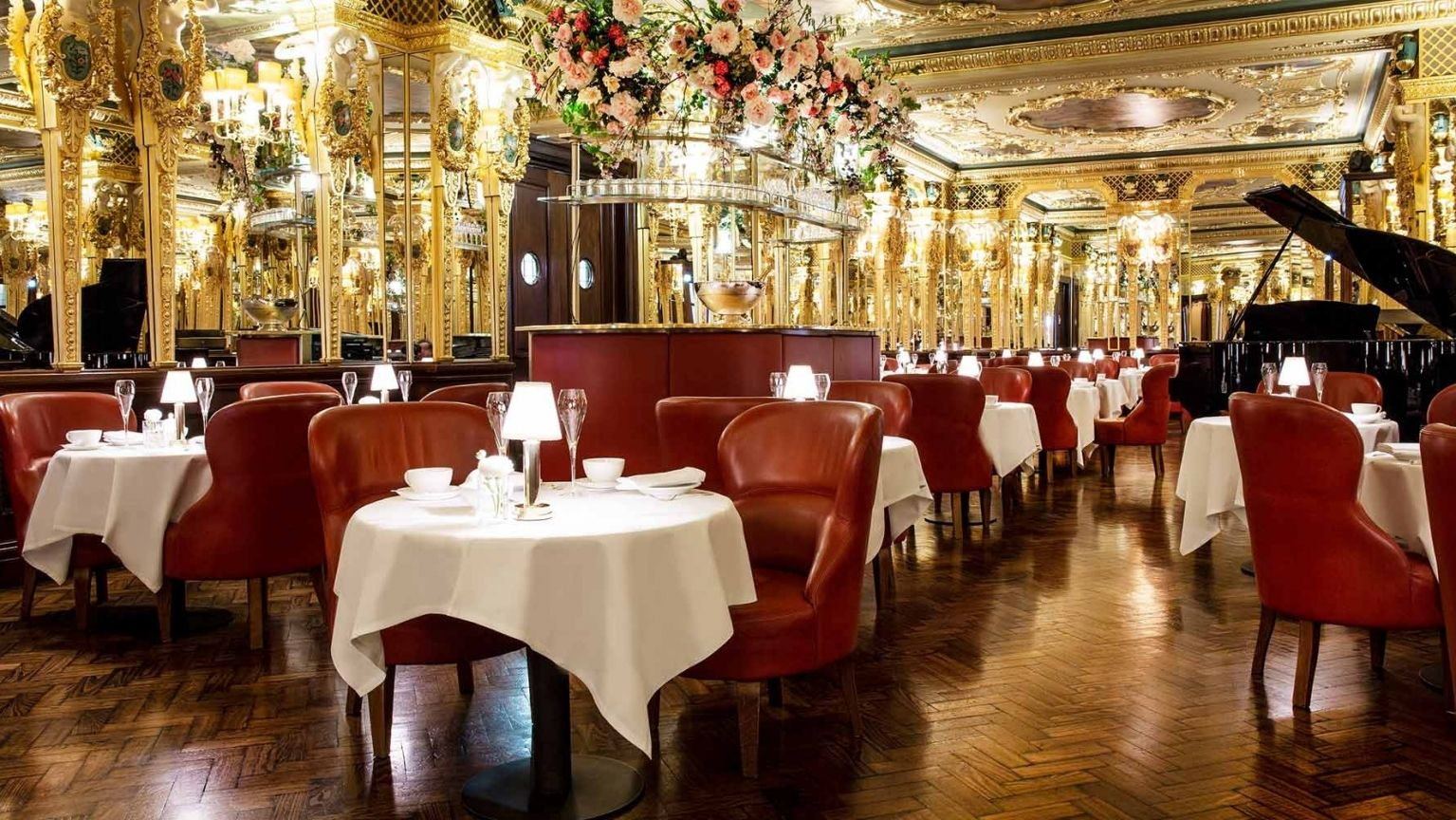 oscar wilde lounge hotel cafe royal london