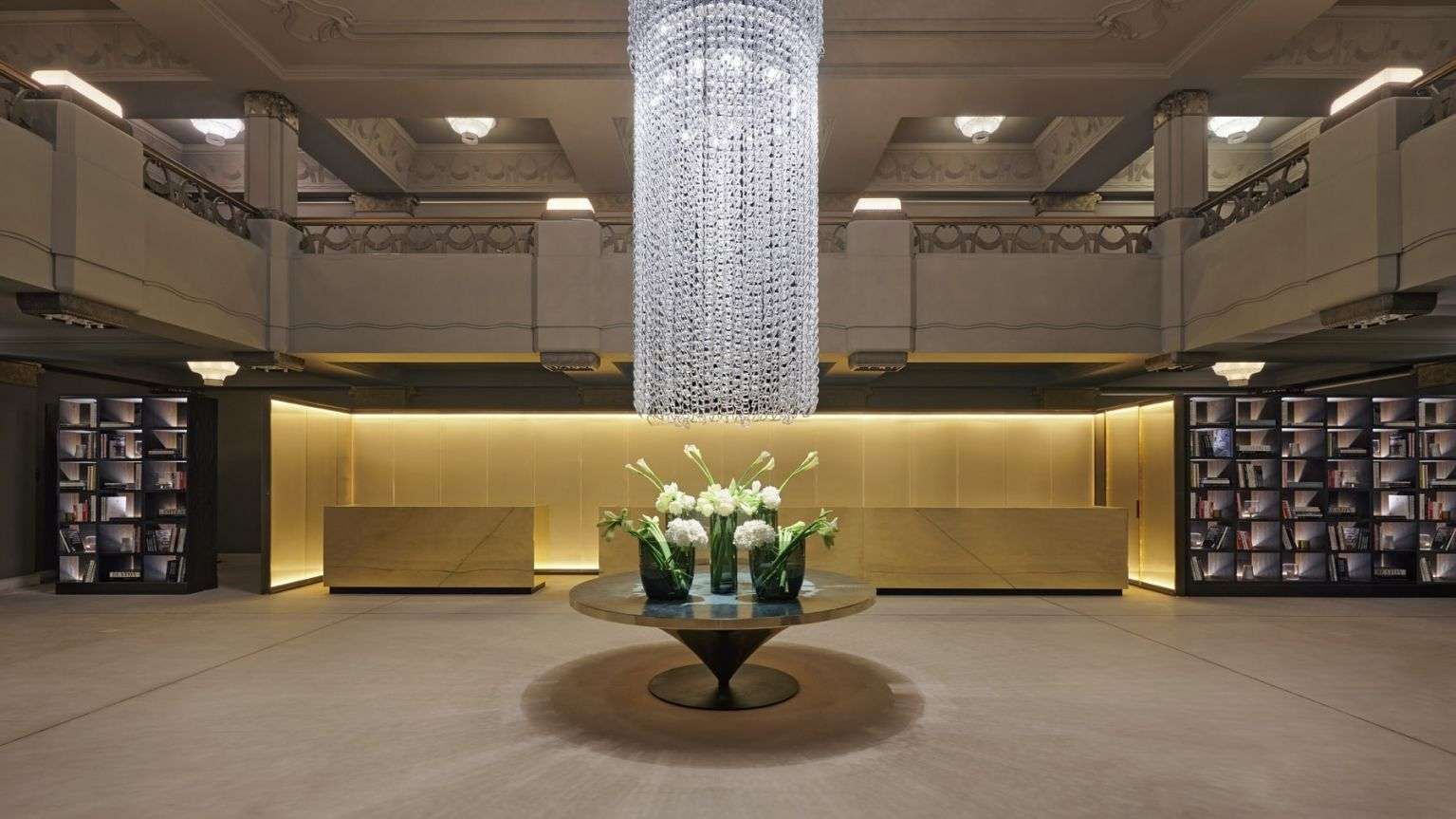 new lobby hotel cafe royal london