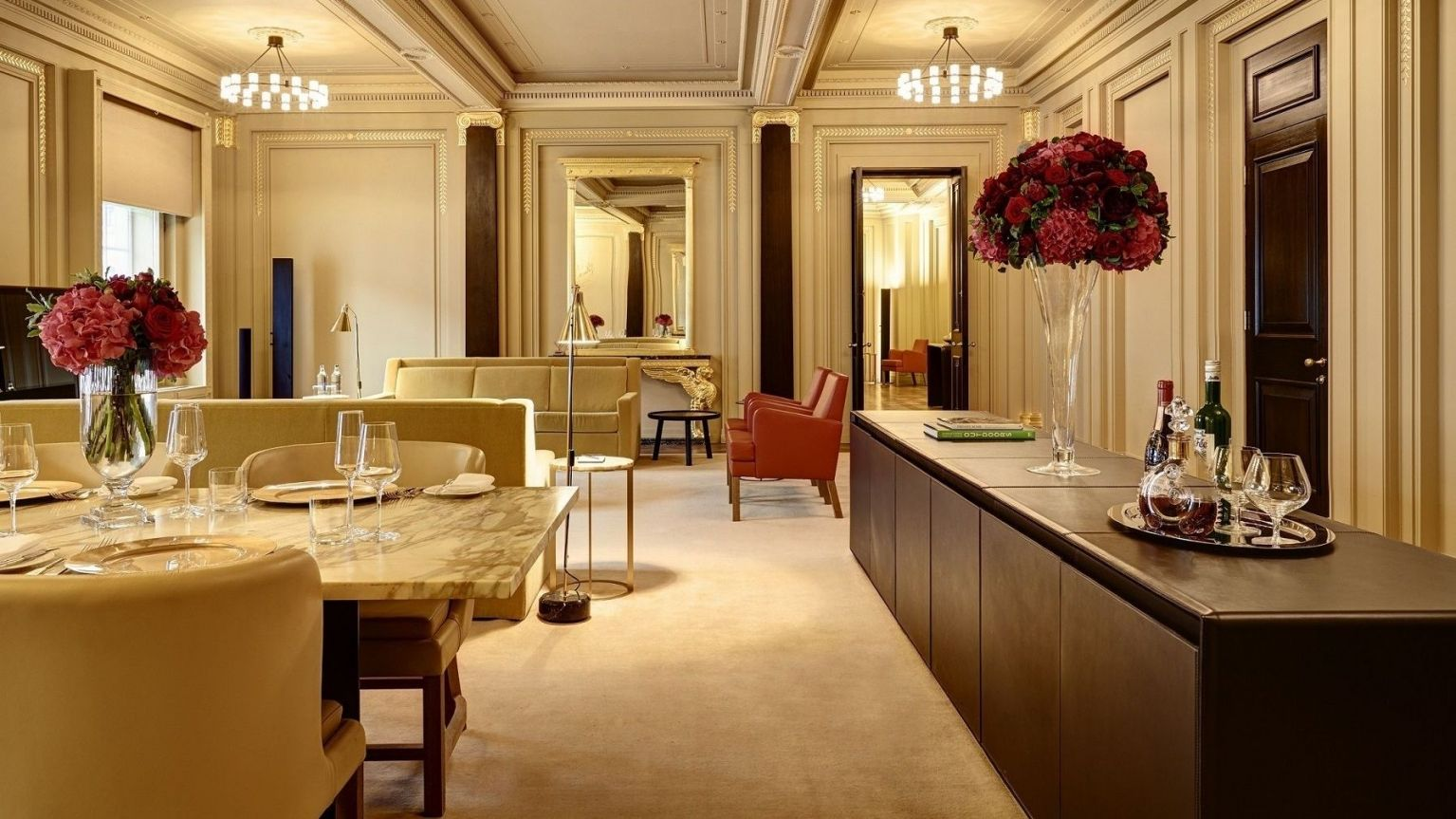 Suite Empire | Hôtel Café Royal