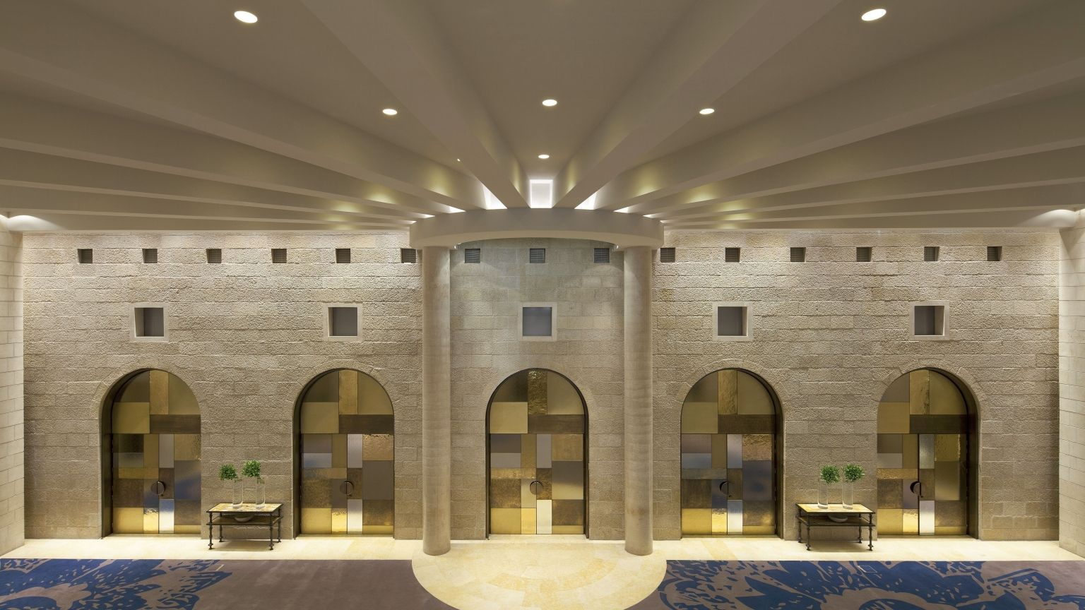 Foyer | David Citadel Hotel