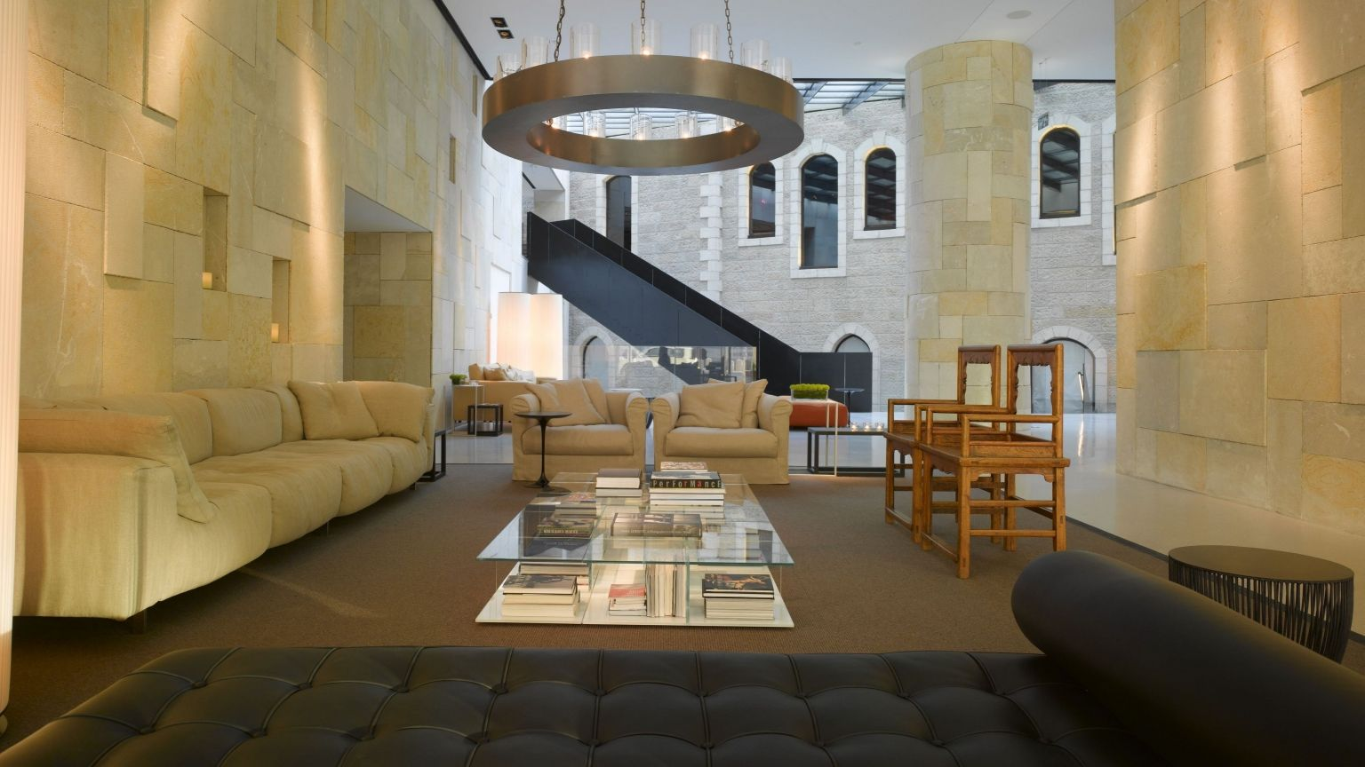 Mamilla Hotel, luxury hotel in Jerusalem