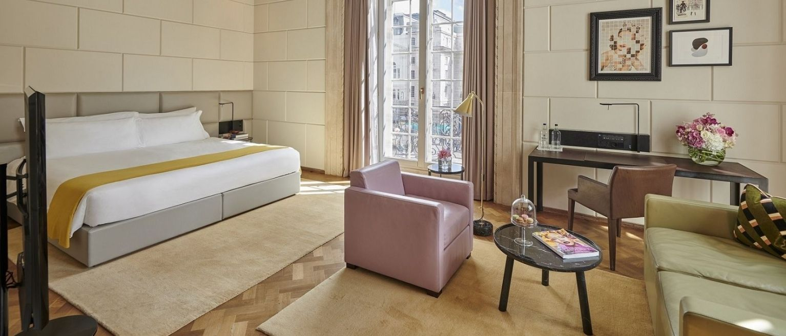 Suites at Hotel Cafe Royal London