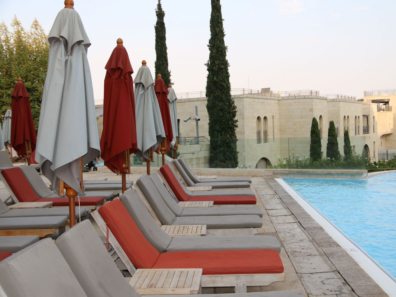Swimming Pool  | David Citadel Hotel