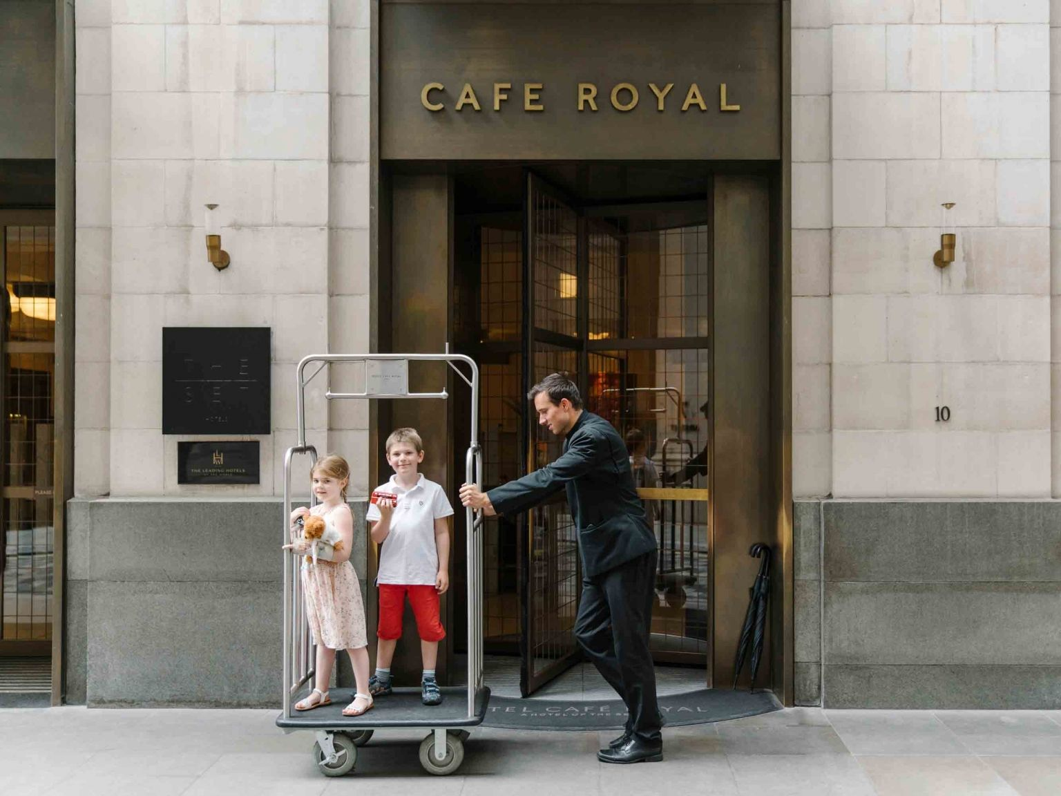 family hotel cafe royal london