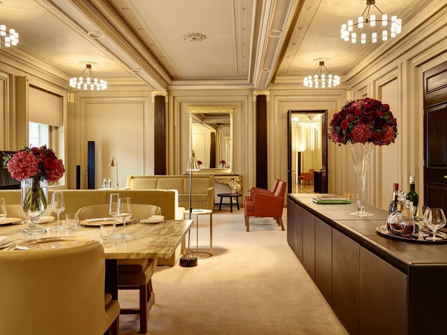 royal wing luxury suite hotel cafe royal london
