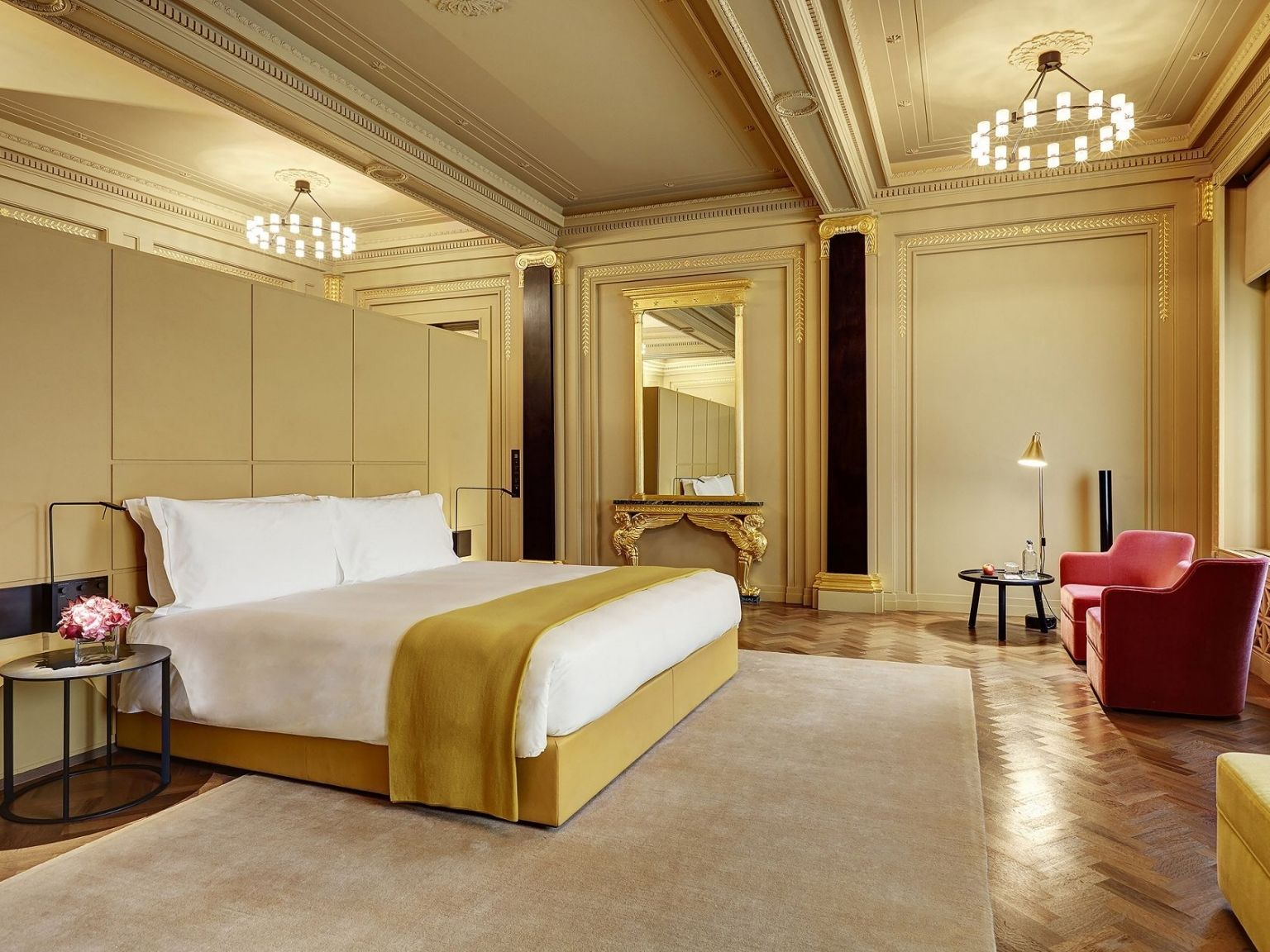 Suite Royal | Hotel Café Royal Londres