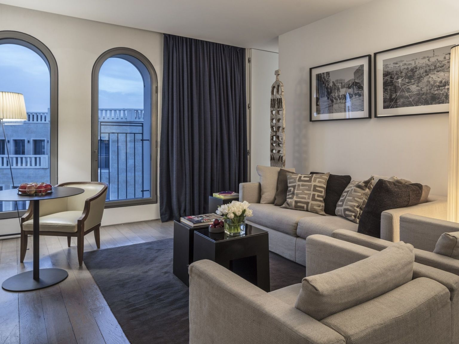 Residence Suite | Mamilla Hotel