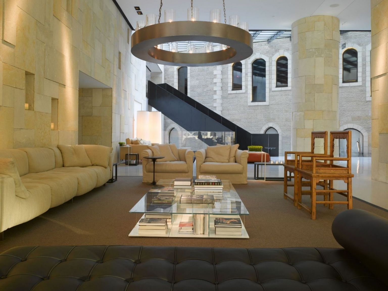 Jerusalem luxury hotels hotel in jerusalem mamilla hotel for Hotels jerusalem