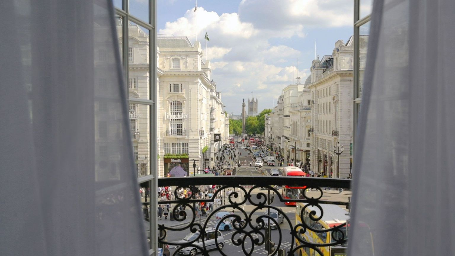 grand regent suite view hotel cafe royal london piccadilly circus mayfair