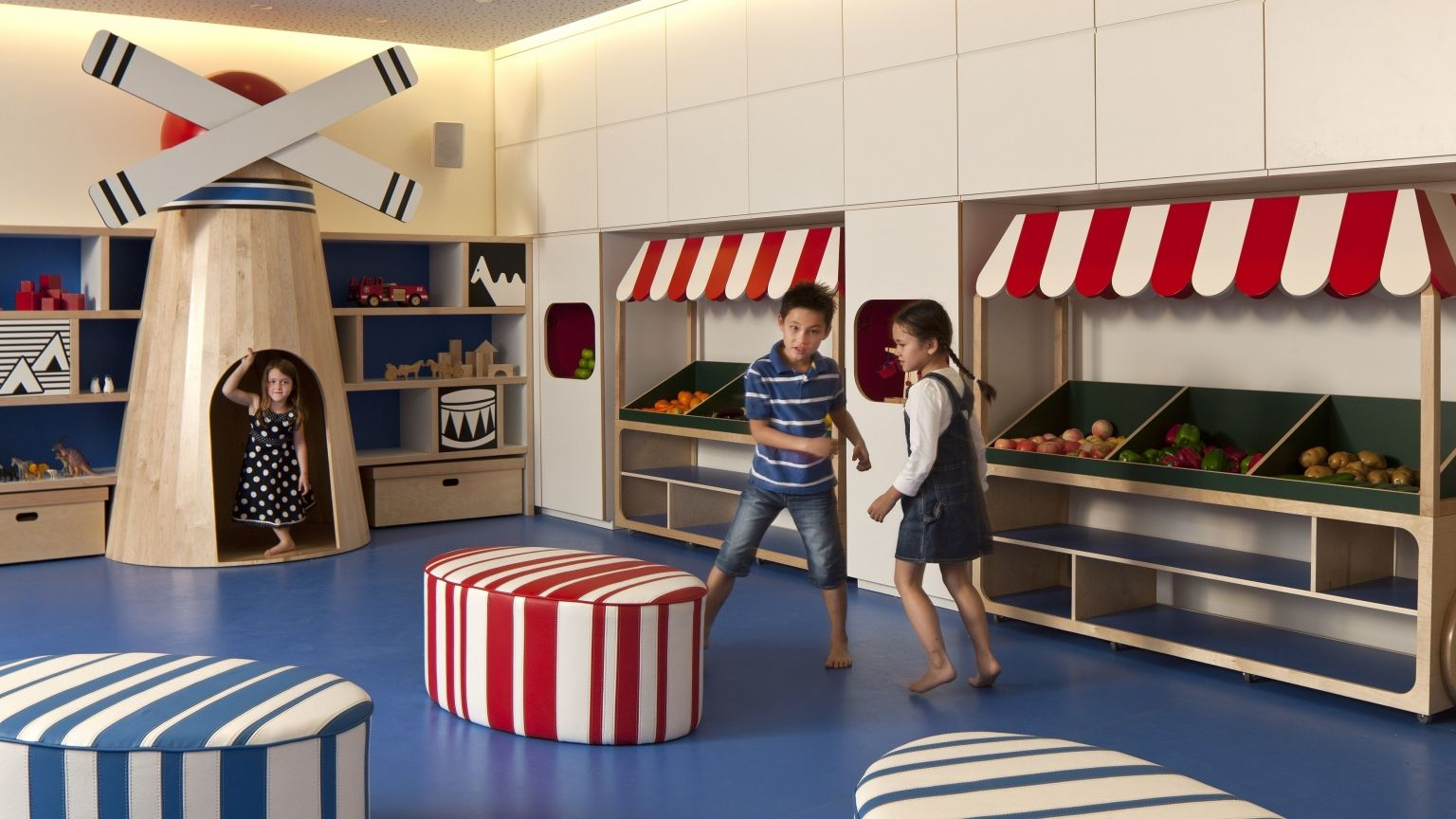 Children's Play Center | David Citadel Hotel Jerusalem