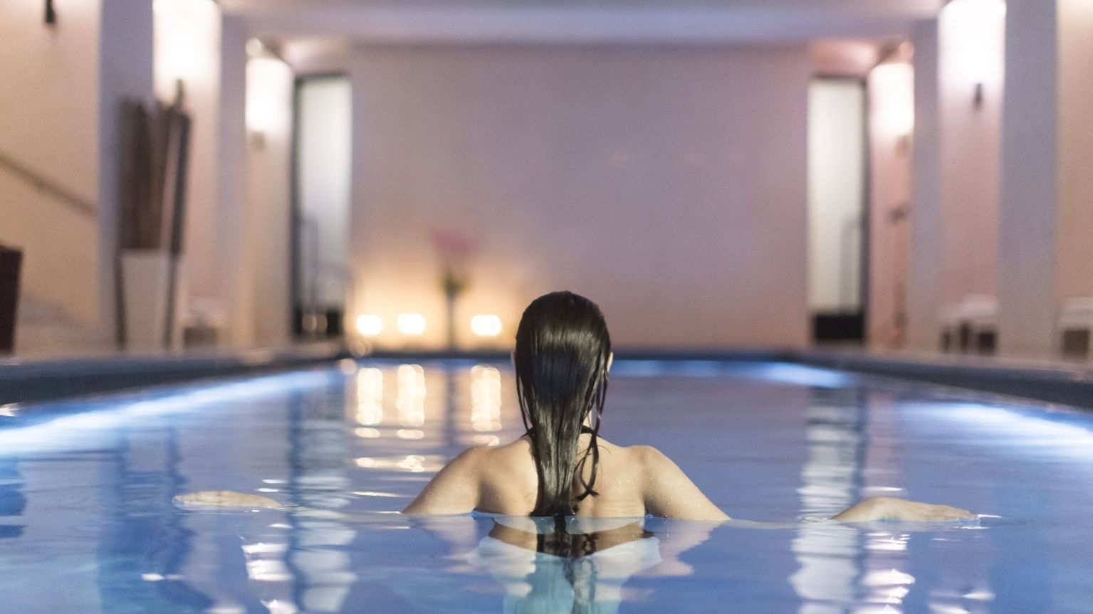 The spa at Akasha Holistic Wellbeing Centre in London