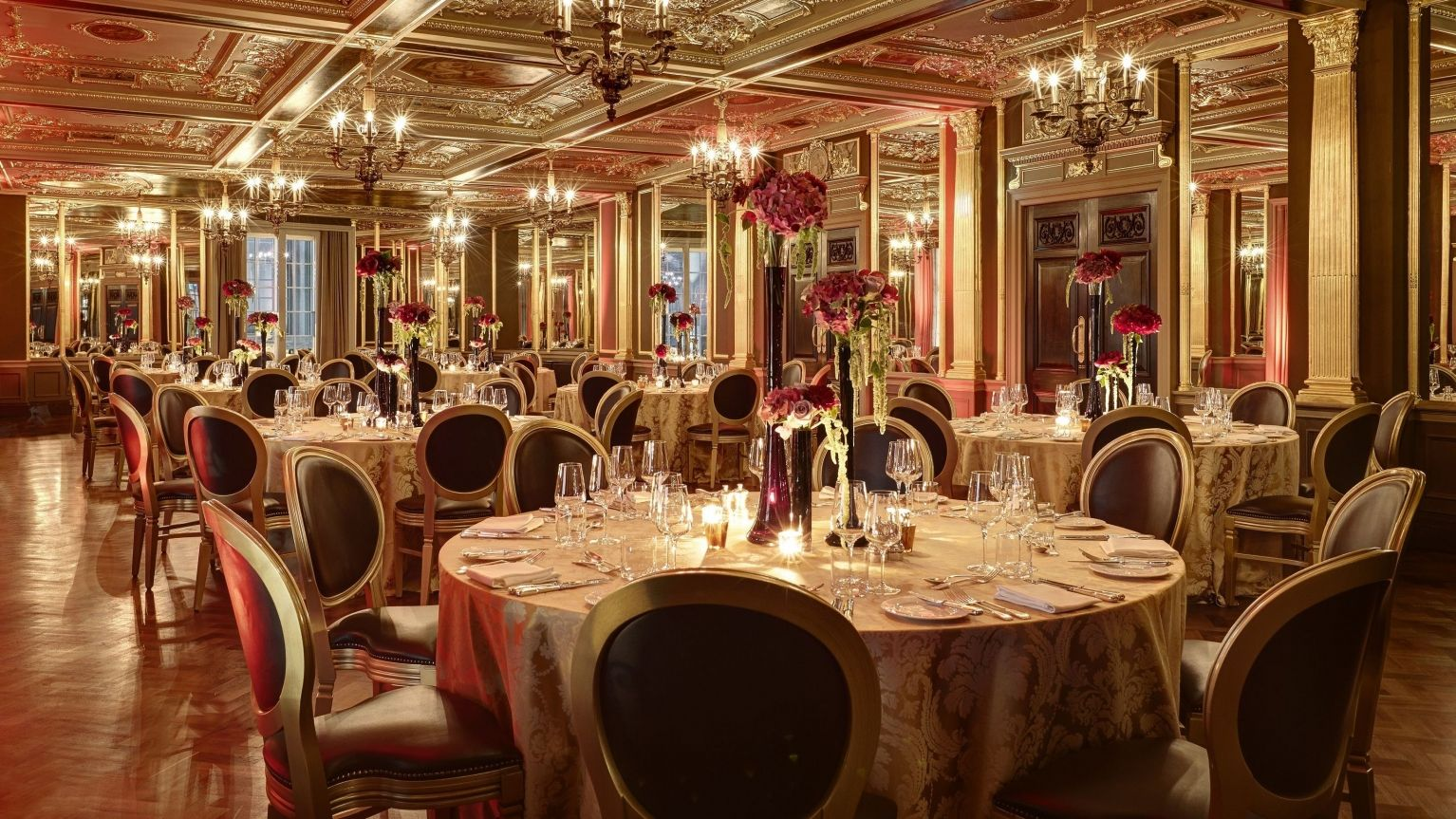 pompadour ballroom hotel cafe royal london