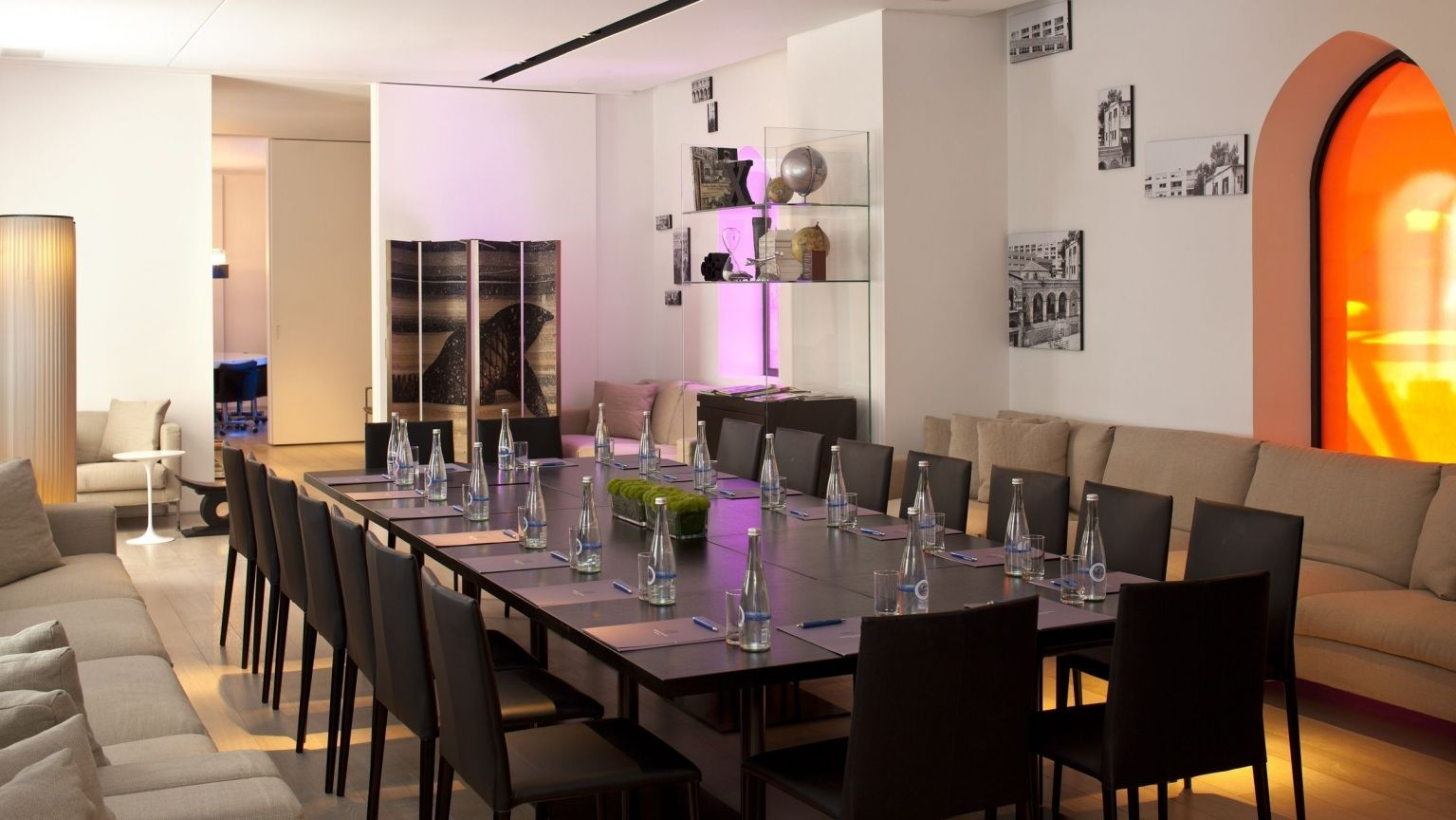 Mamilla Hotel | Executive lounge