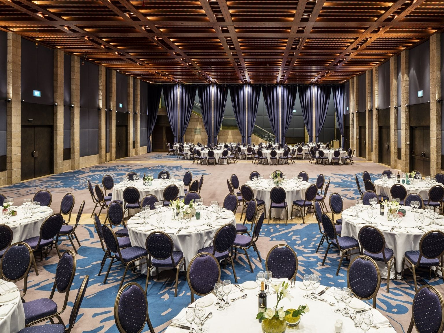 Grand Ballroom | David Citadel Hotel Jerusalem