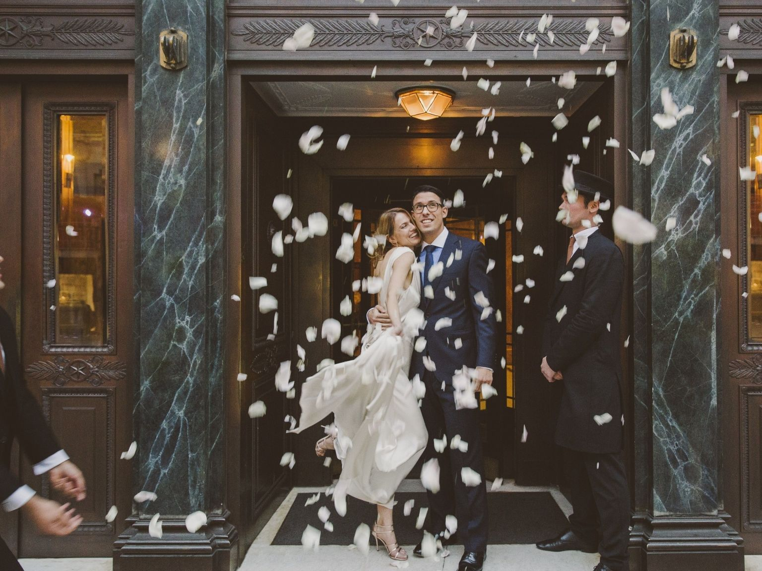 weddings at Hotel Cafe Royal in London