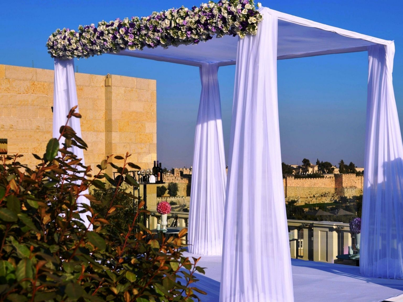 Weddings | Mamilla Hotel Jerusalem