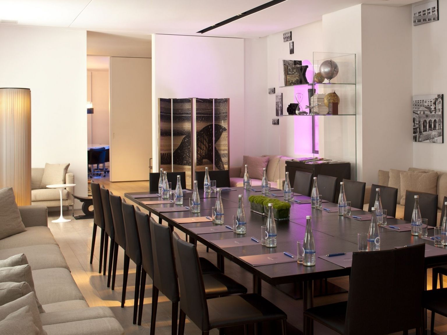 Executive lounge | Mamilla Hotel