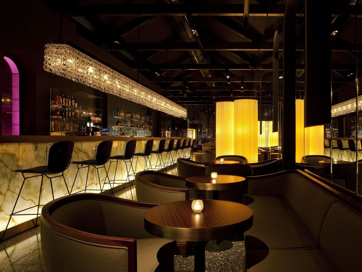 Mirror Bar | Mamilla Hotel