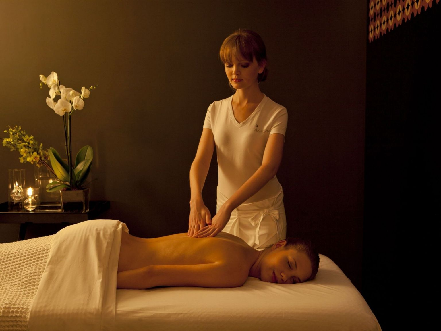 Akasha - Spa treatments & Relaxation | Mamilla Hotel