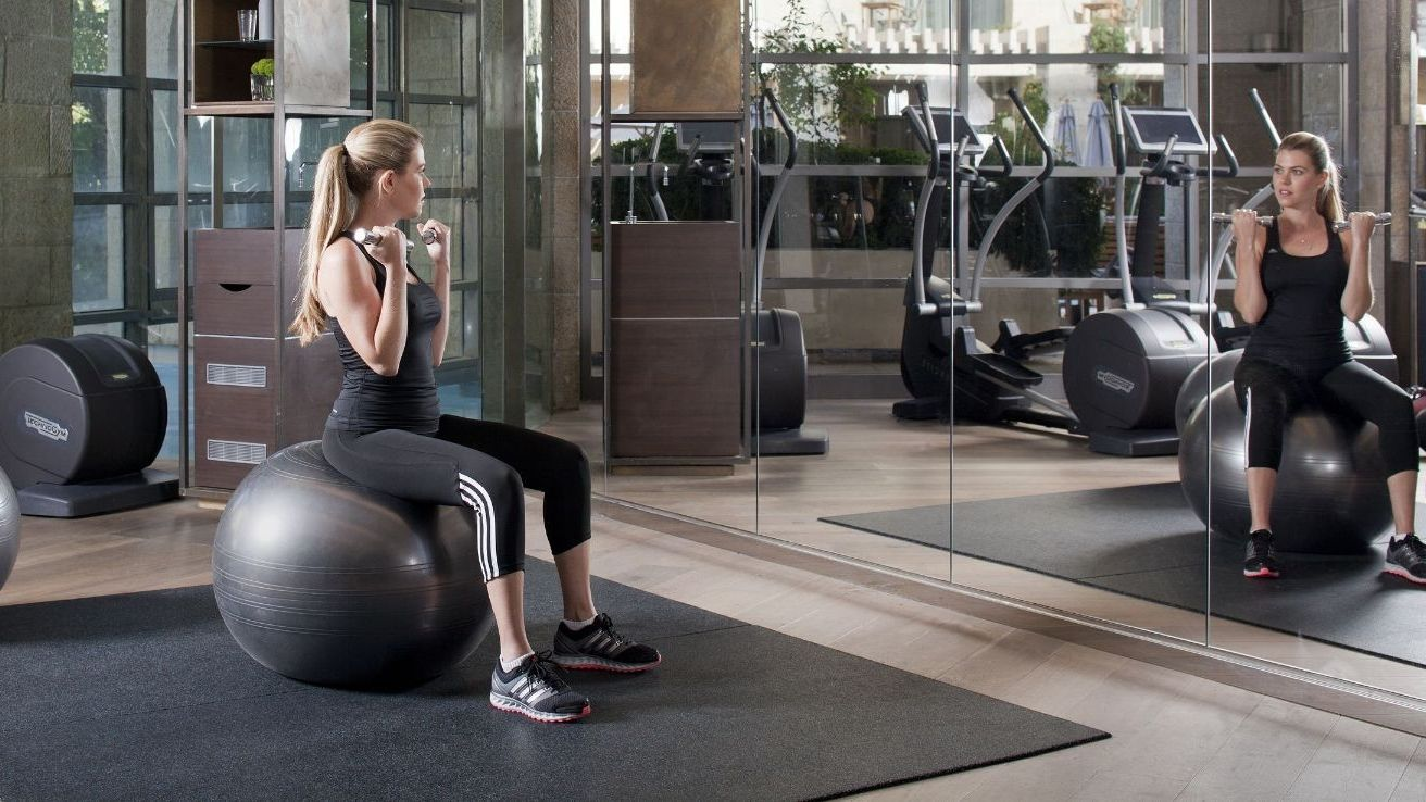 Citadel Fitness & Classes | David Citadel Hotel