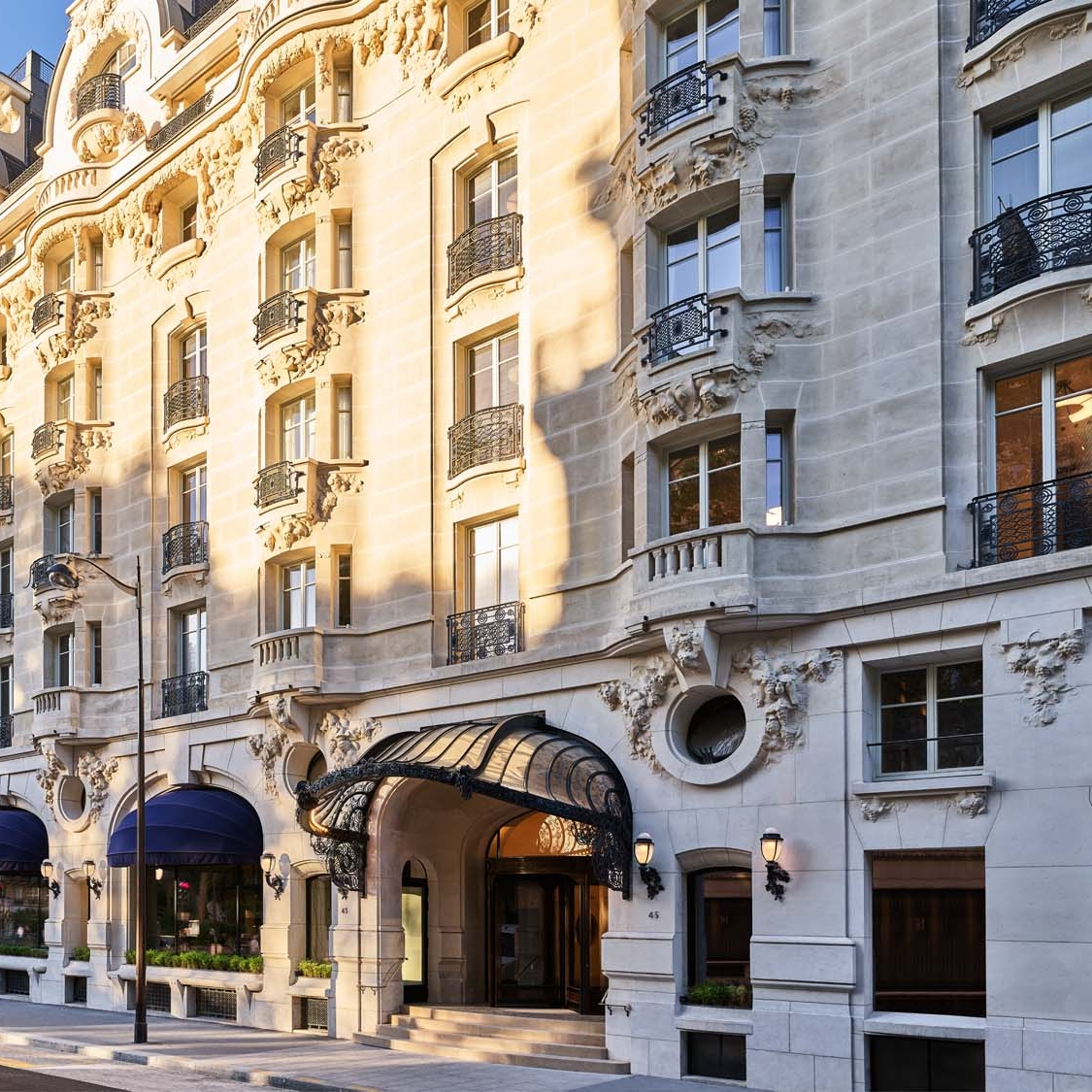 Luxury Hotel Paris Hotel Lutetia