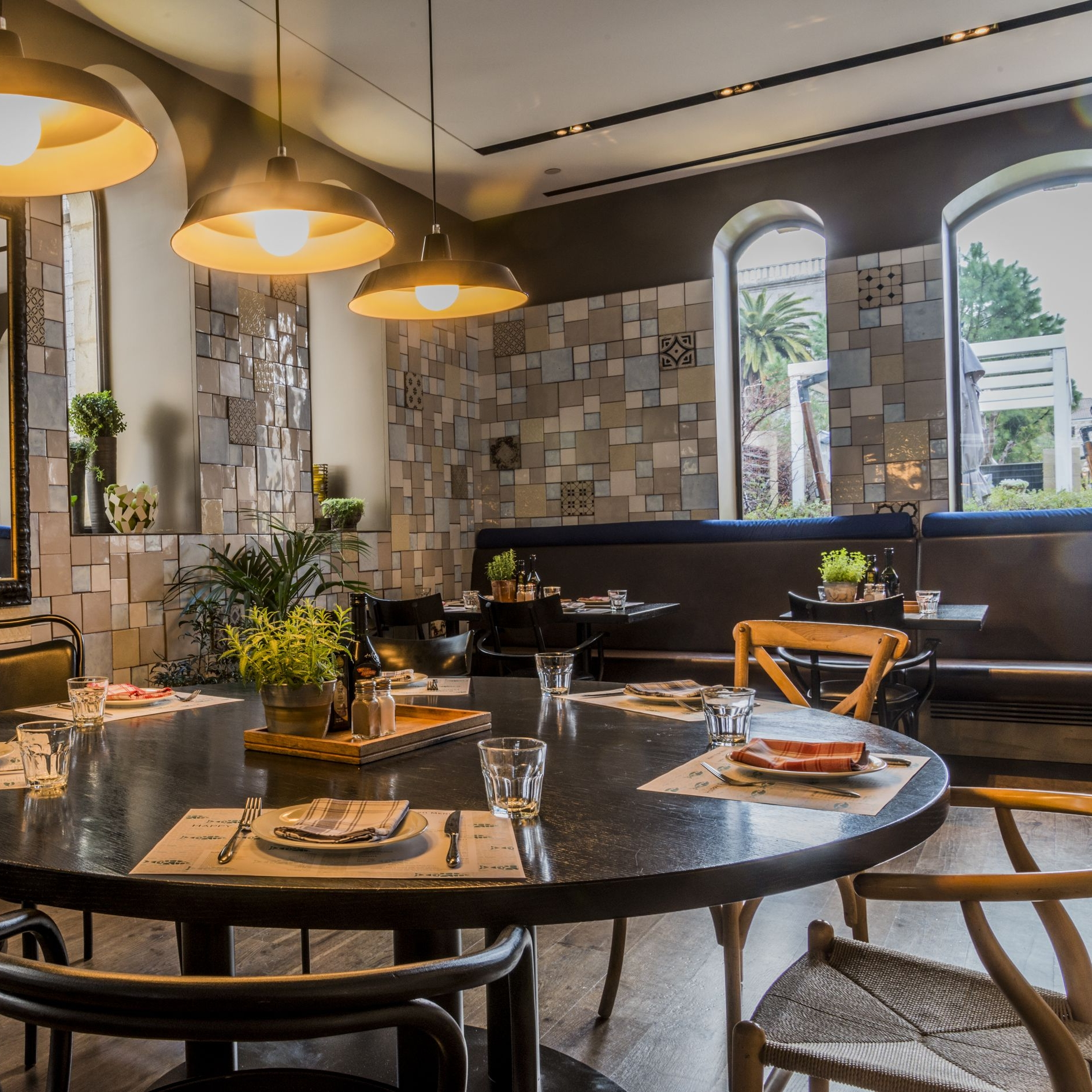 Mamilla Hotel | HappyFish Restaurant