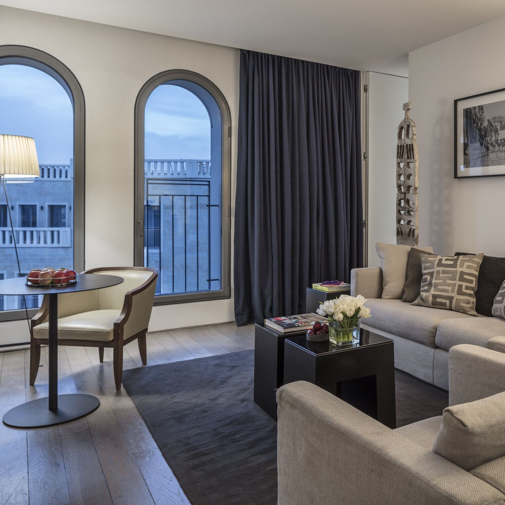 Mamilla Hotel | Designed Luxury Rooms