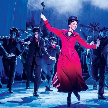 mary poppins west end london musical