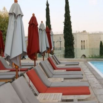 David Citadel Hotel - Swimming pool