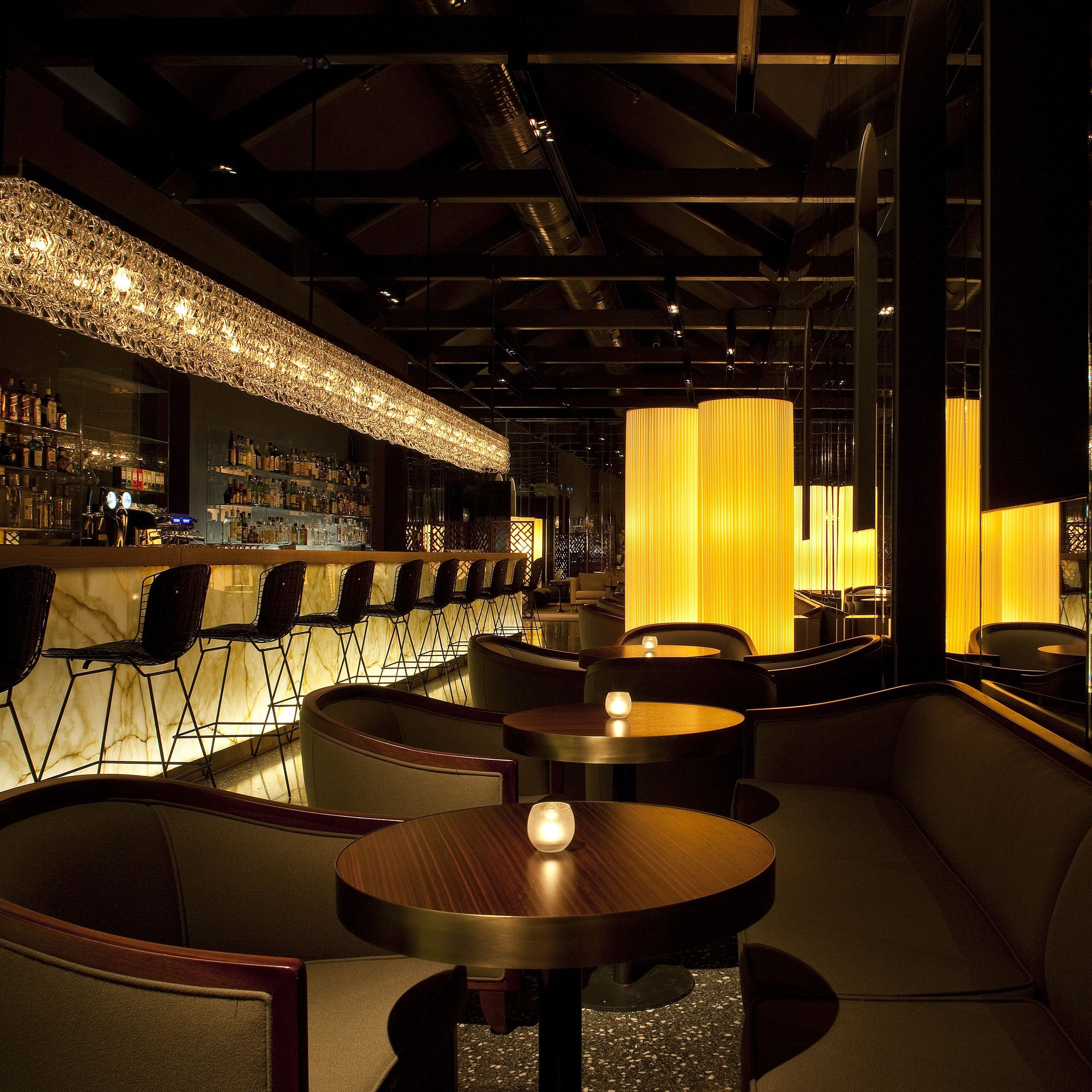 Mamilla Hotel | Mirror Bar