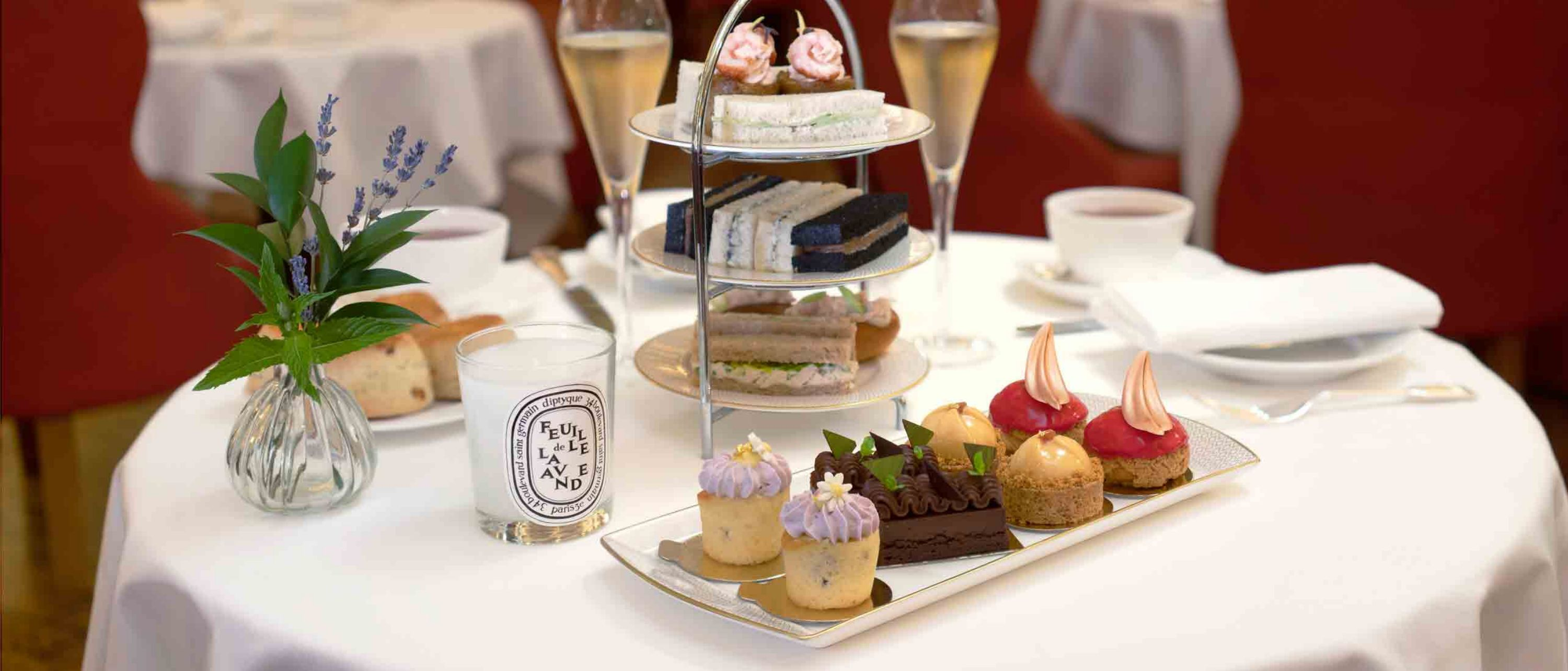 diptyque afternoon tea hotel cafe royal central london regent street