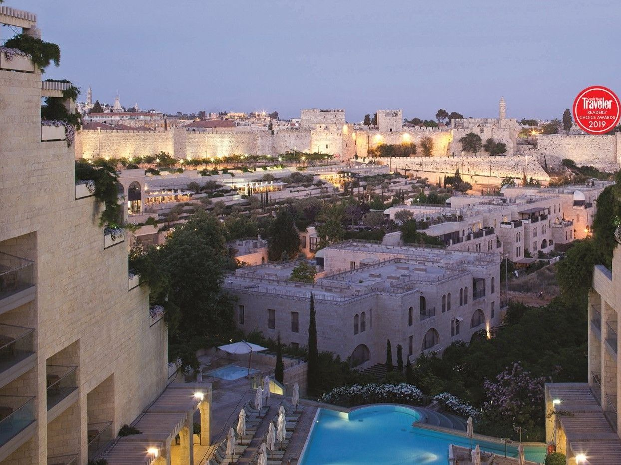 David Citadel Hotel - True Luxury Hotel in Jerusalem