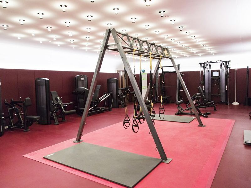 gym at Akasha Holistic Wellbeing Centre in London