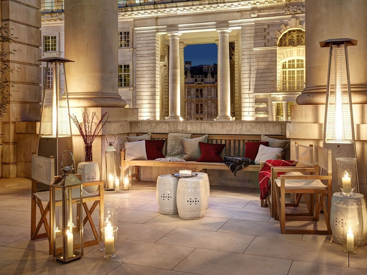pompadour ballroom terrace hotel cafe royal regent street london