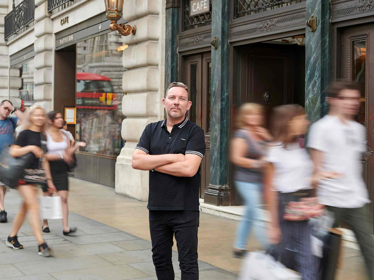 albert adria hotel cafe royal cakes and bubbles london