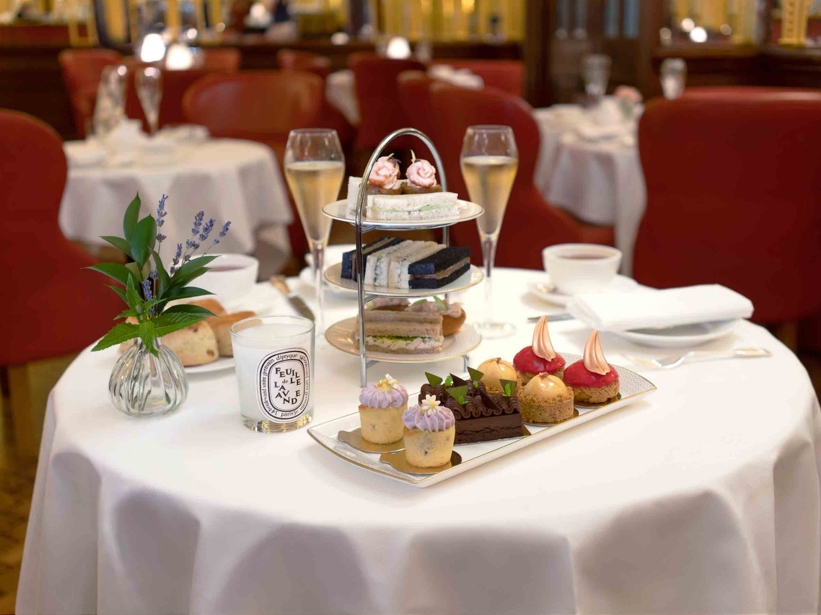 Luxury Afternoon Tea London Hotel Caf 233 Royal