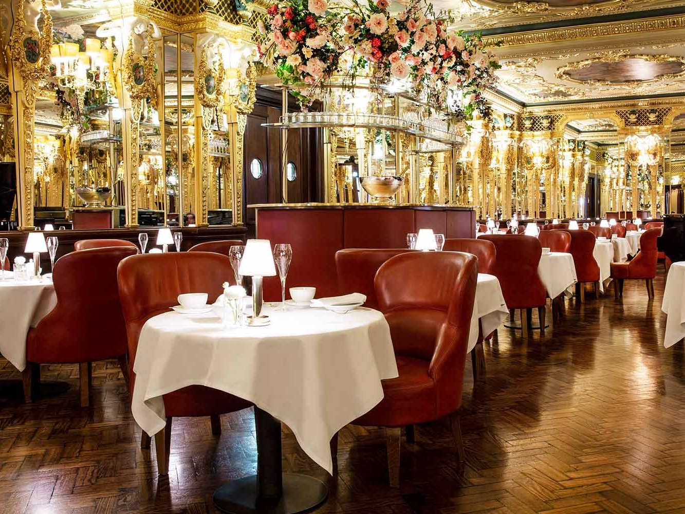 Luxury afternoon tea London | Hotel Café Royal