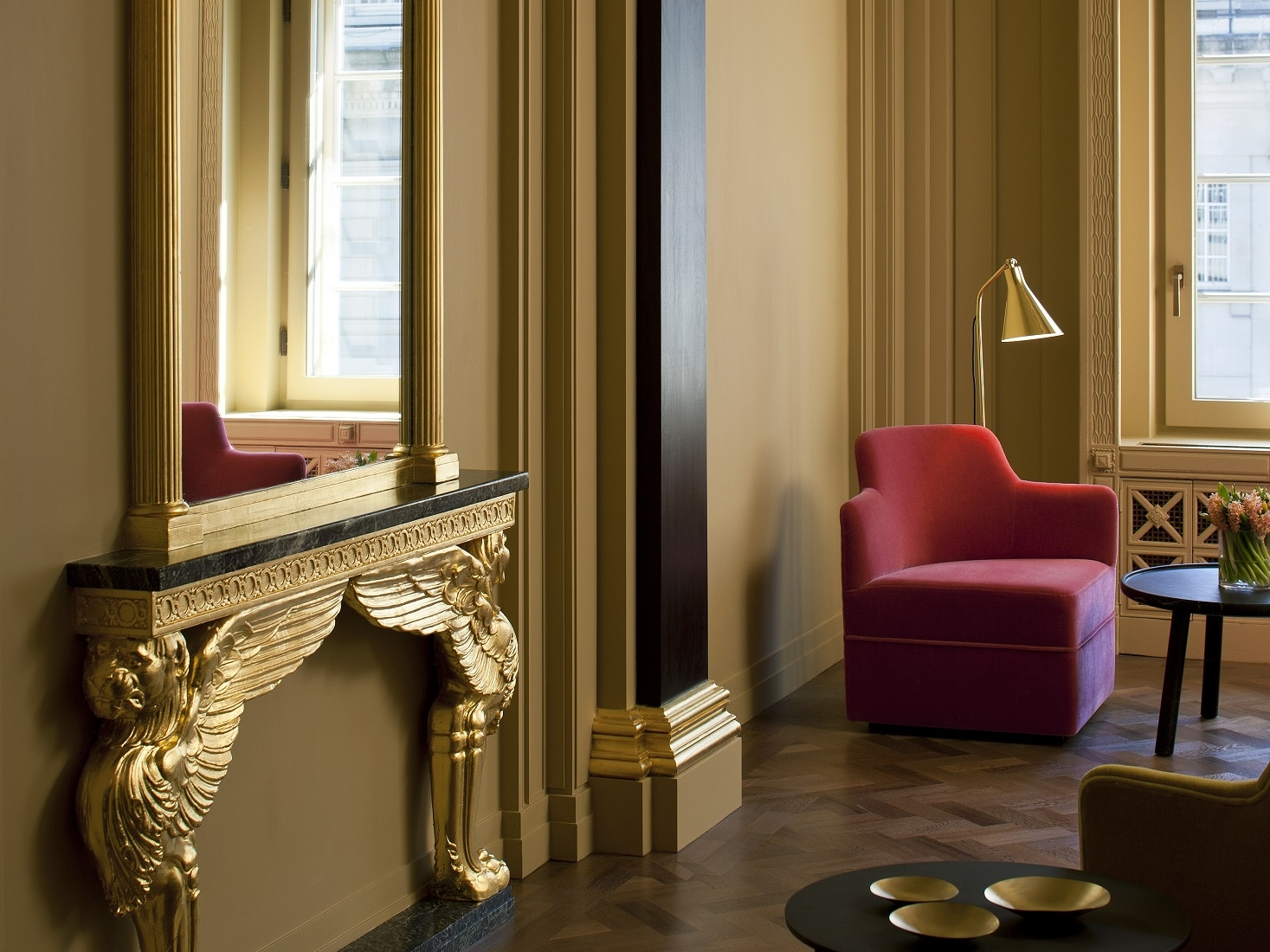 Aile royale | Hôtel Café Royal