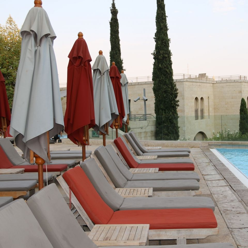 David Citadel Hotel - Swimming pool in Jerusalem