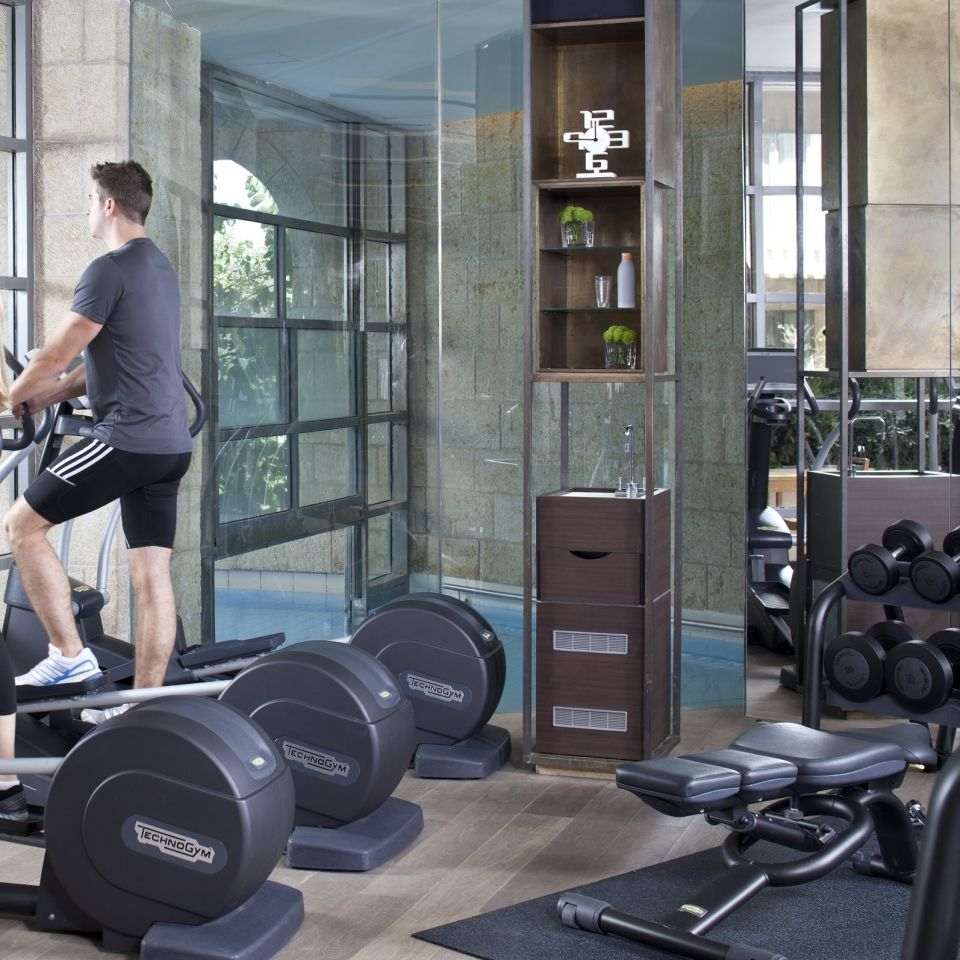 David Citadel Hotel - Full Gym