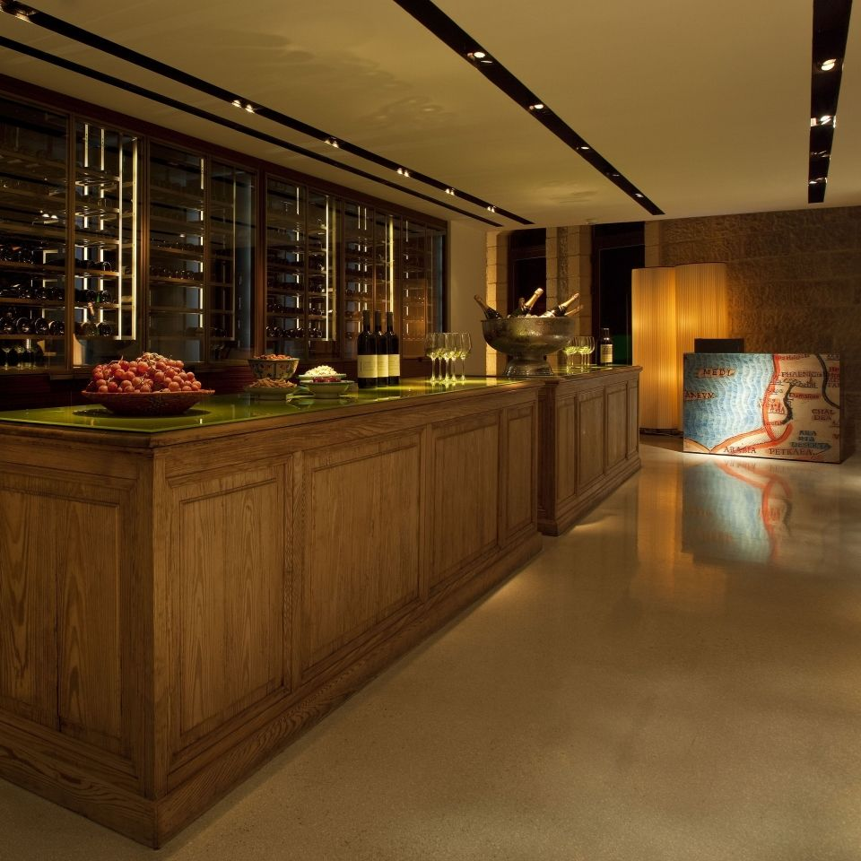 FINE WINE AT THE LUXURY MAMILLA HOTEL