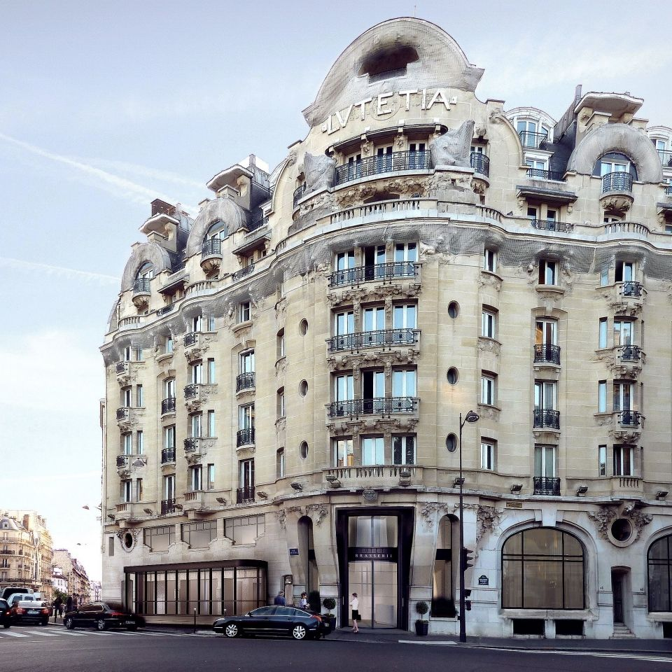 Luxury hotel paris hotel lutetia for Hotel france