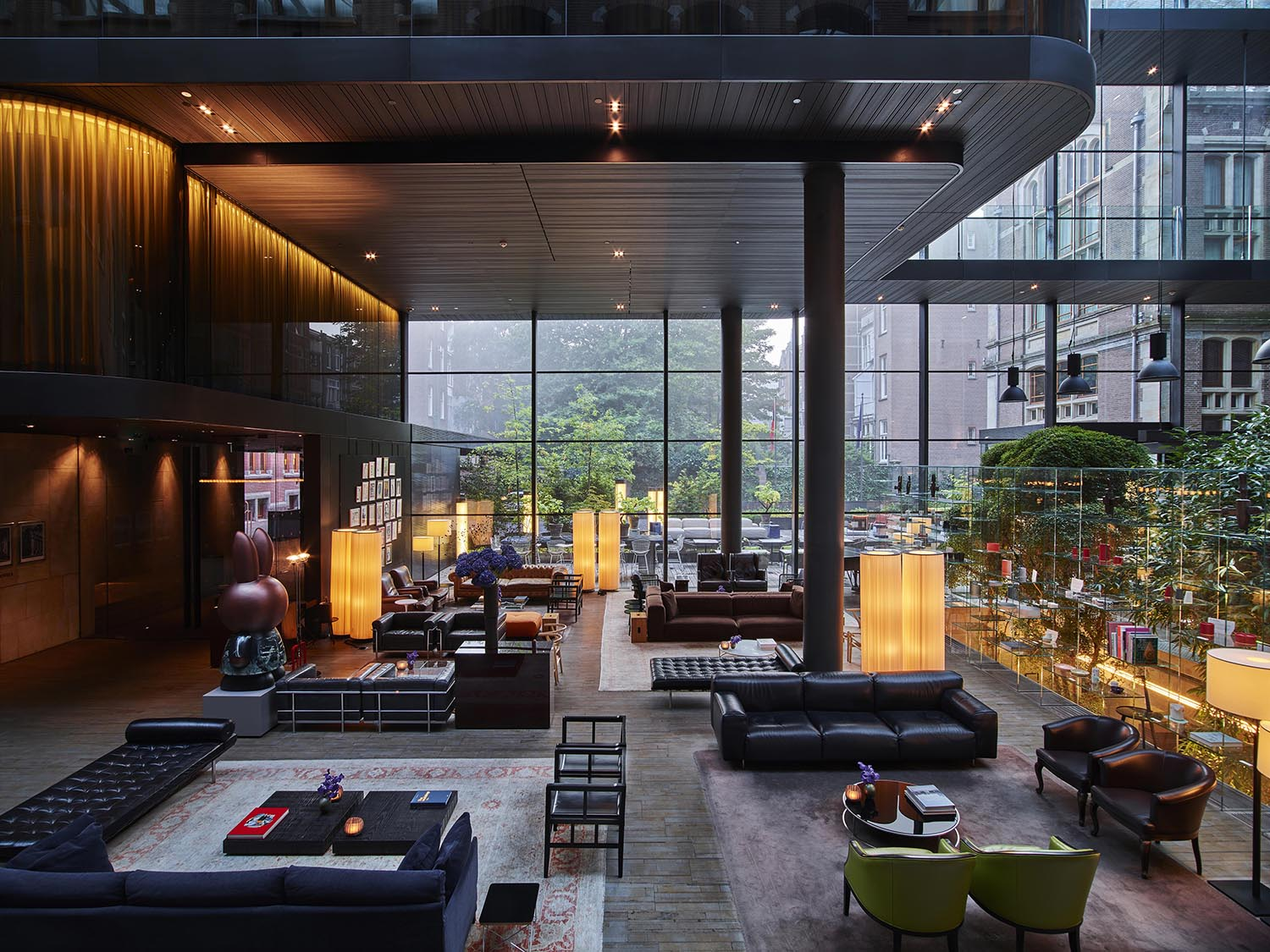 Conservatorium Hotel City Centre Luxury 5 Star Hotel In Amsterdam