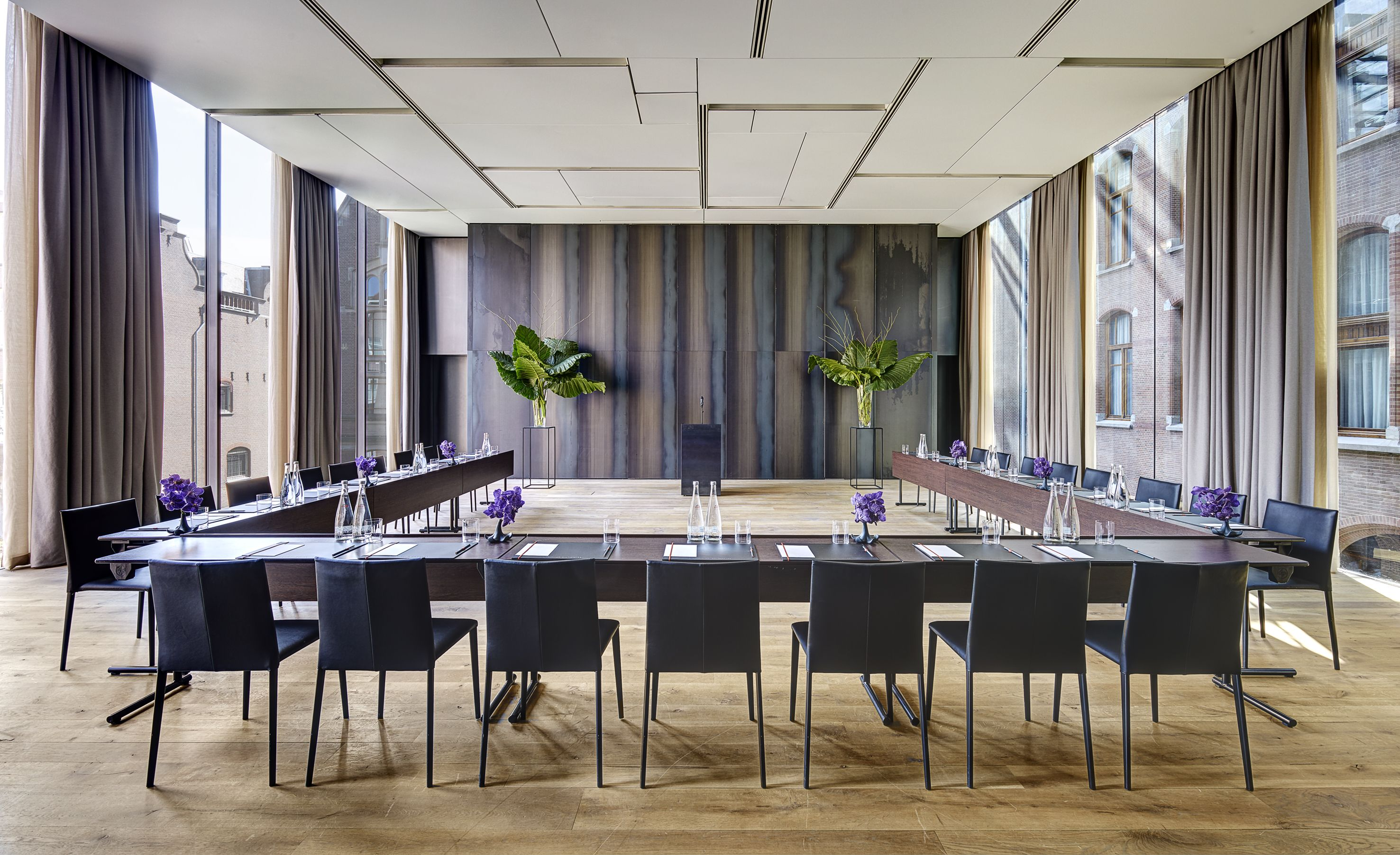 Private Meeting Rooms in Amsterdam | Conservatorium Hotel